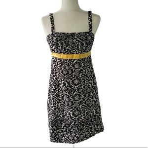 Lilly Pulitzer Black and White Dress Size 2
